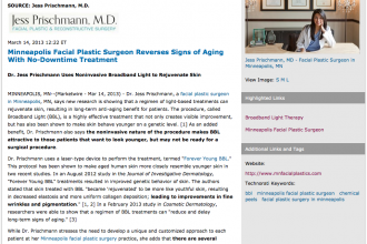 broadband light therapy, bbl, facial plastic surgeon in minneapolis, facial plastic surgery in minneapolis