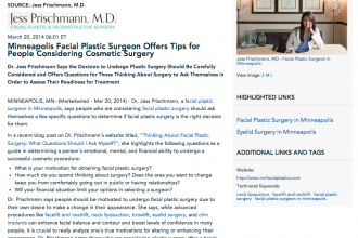 neck liposuction,facelift and necklift,facial plastic surgery,facial plastic surgeon in minneapolis