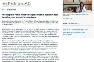 rhinoplasty,cost of rhinoplasty,nose surgery,nose job,benefits of rhinoplasty,rhinoplasty risks